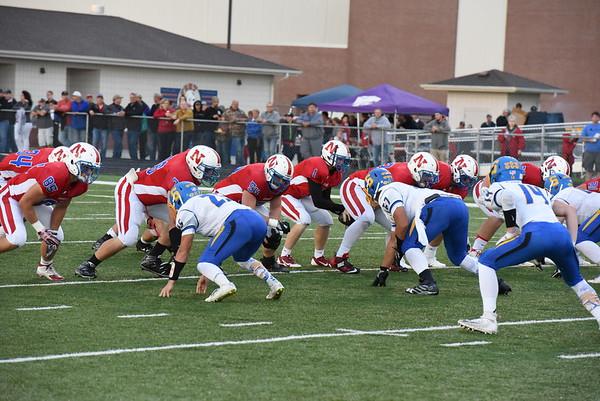Varsity Football vs Seward