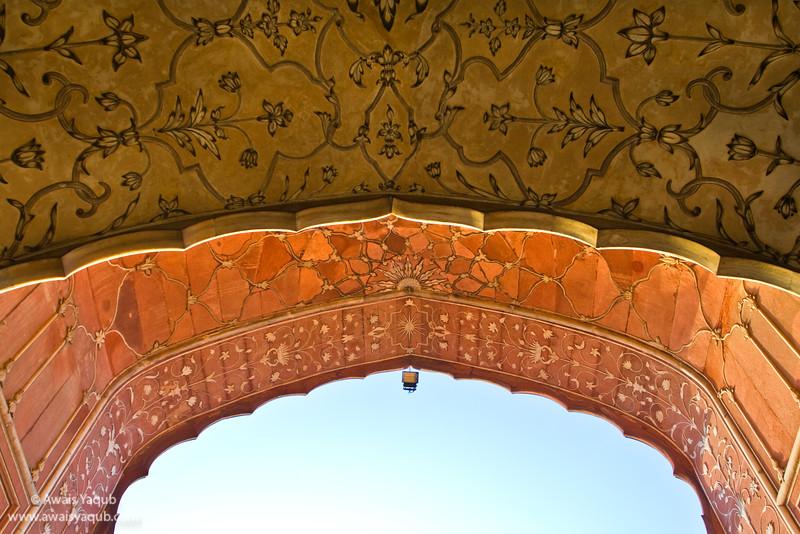 Badshahi Mosque Lahore © Awais Yaqub