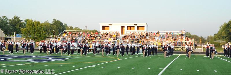 WGHS Band Riverside Game