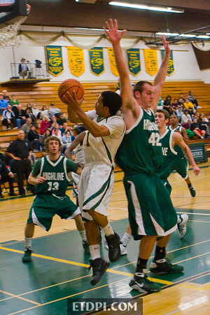 Green River CC Basketball