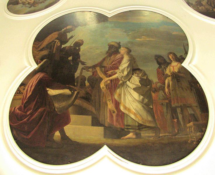 Kronborg Castle ceiling painting.jpg