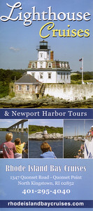 The Lighthouses (and more) of Narragansett Bay -- June 2009
