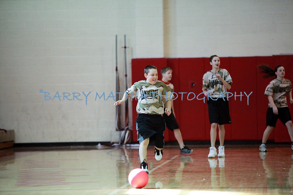 Kenna Bradley Benefit Dodge Ball Tournament #3