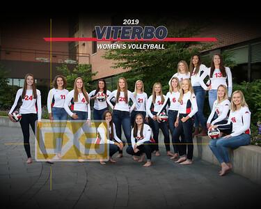 Viterbo volleyball 2019