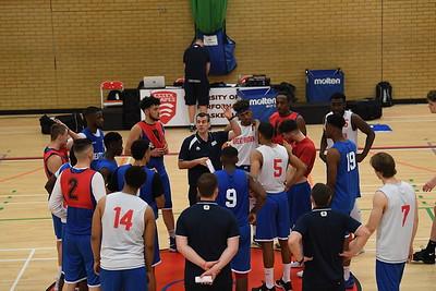 Great Britain Under-20 Men Training Camp 2017