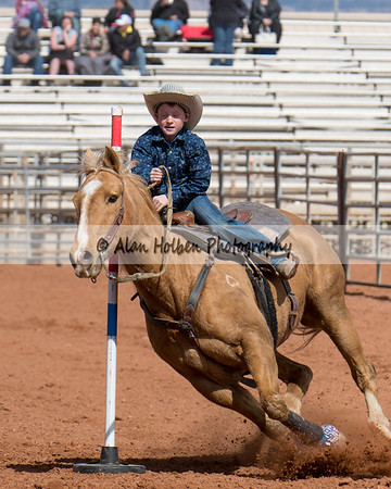 2018 5th and Under Rodeo (Saturday) - Boys Pole Bending