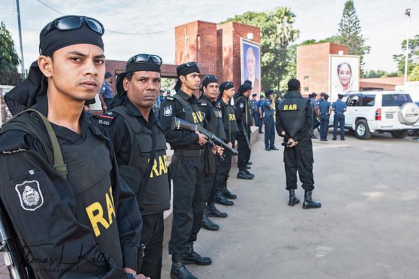 Bangladesh Turns Violent Over Election Date