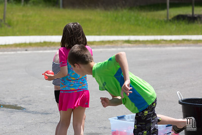 End of School Water Balloon Party