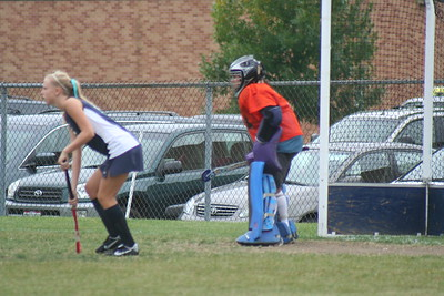 Hudson Field Hockey vs Magnificat