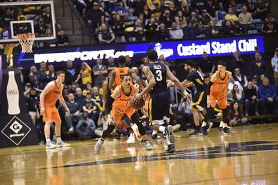 34269 Men's Basketball v. OSU