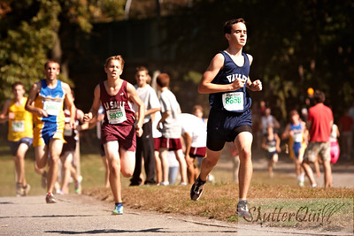 Manhattan College HS XC Invitational 2011