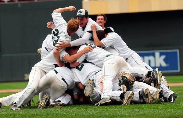 Mounds View wins AAA Baseball