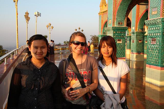 career break travel adventures in Burma