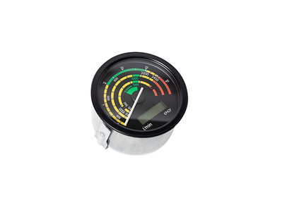 ZETOR 5911 5620 SERIES TACHOMETER DASH REV CLOCK
