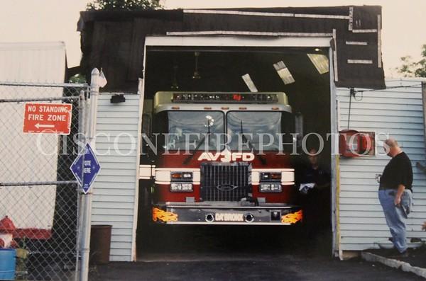 Aviation Fire Department - Da Bronx - Disbanded