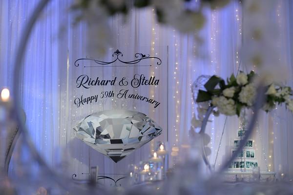 Richard & Stella 59th Anniversary