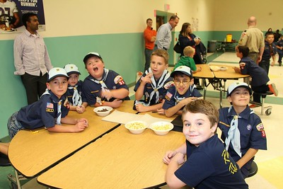 2013 - Fall Scouting Activities