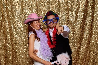 Kateland & Josh,  photobooth