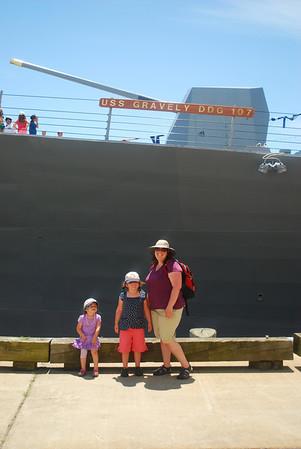 Boston Navy Week