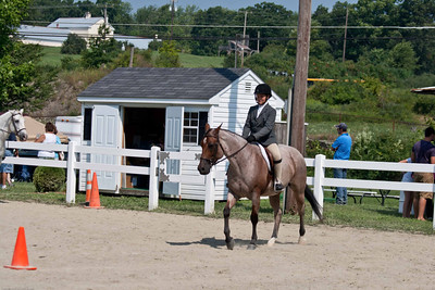 Wyoming County Roundup Hunt Seat Equitation JR