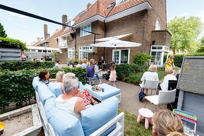 Minke Maat - Het is overal - tuinsessie 2017