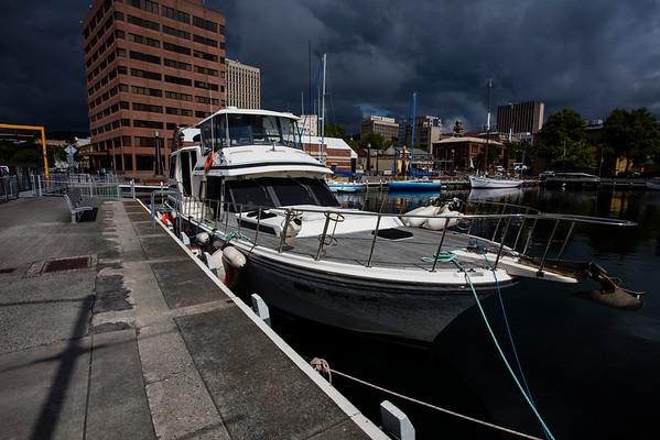 Hobart Friday