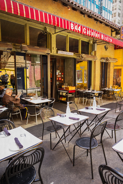 Cafes in San Francisco