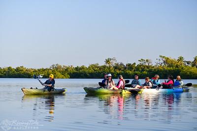 Sunset Kayak Tour - Mertz