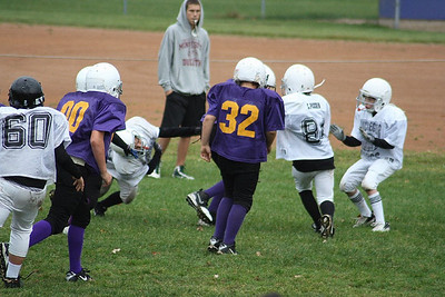 Elem Football Tourney @ Floodwood 10-8-11