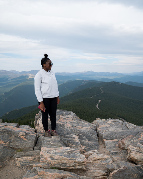 Air Bnb Experience   Sophie   Hiking in the Rockies
