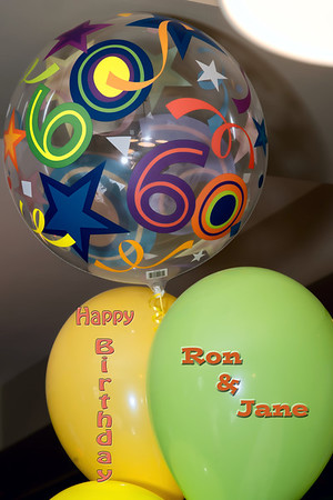 Ron & Jane Birthday Brunch