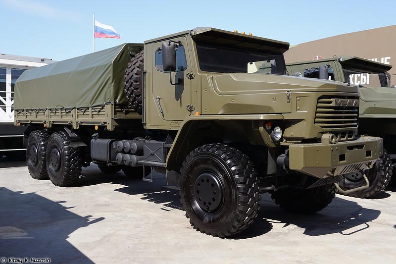Урал-63706-0011 Торнадо-У (Ural-63706-0011 Tornado-U)