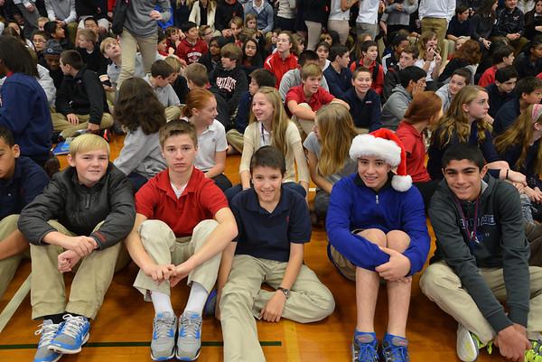 CSO Holiday Program 2013