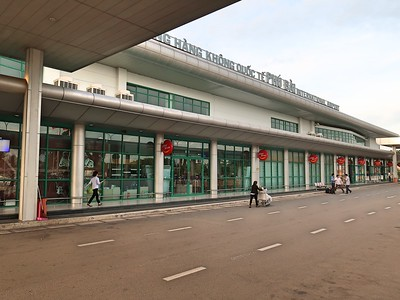 Hue - Phu Bai International Airport