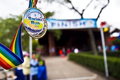Swim Run - 2010