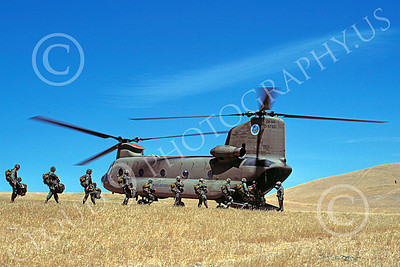 Boeing CH-47 Chinook National Guard Military Helicopter Pictures
