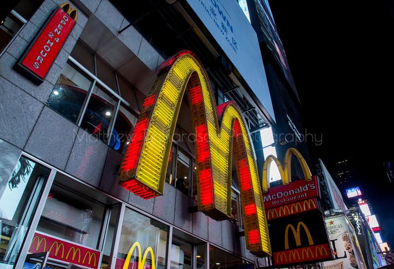 Times Square New York City, USA