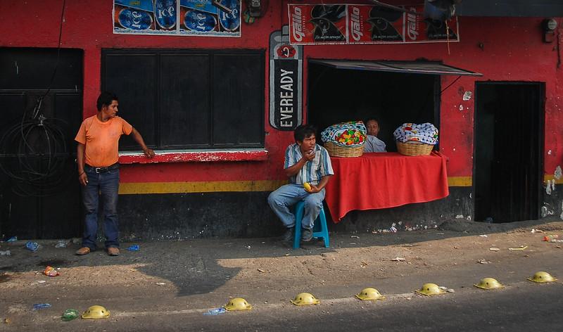 Guatemala Drive By