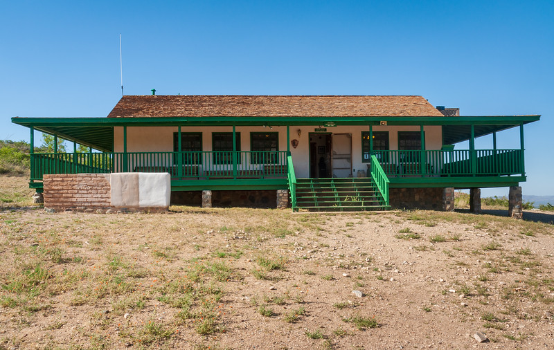 NPS Site at Fort Bowie National Historic Site
