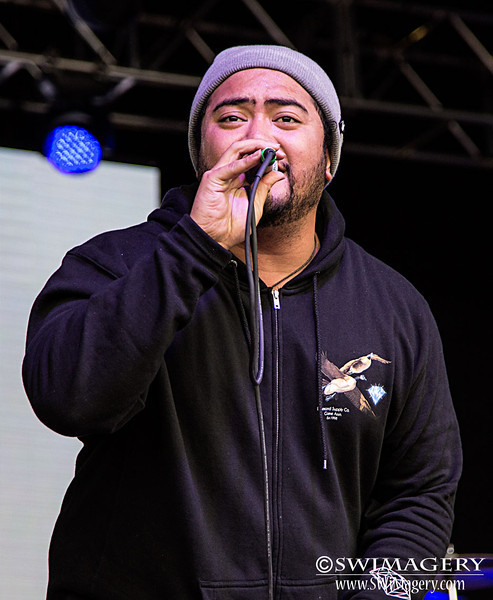 J BOOG - California Roots Festival
