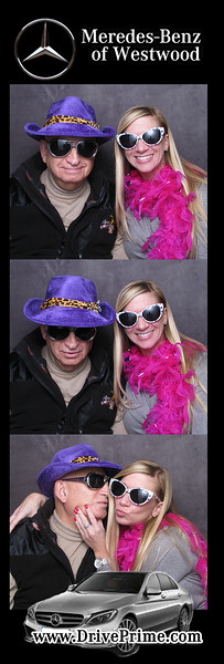 10-18-Mercedez Benz of Westwood-Photo Booth