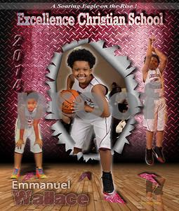 ECS 3rd & 4th Grade Portraits