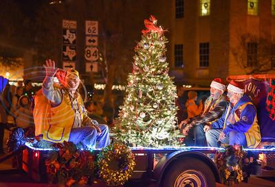 Rusk Christmas Parade by Jessica Payne