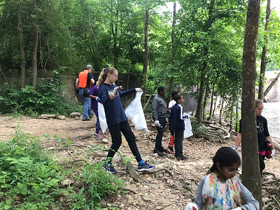 6.7.2019 Environmental Outreach Day with Hollifield Station ES