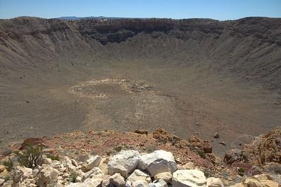 Meteor Crater & Winslow
