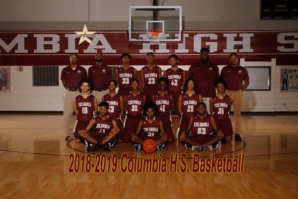 2018-2019 Varsity Boys Basketball