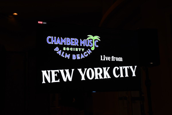 Feb 25, 2021 Chamber Music Society of Palm Beach