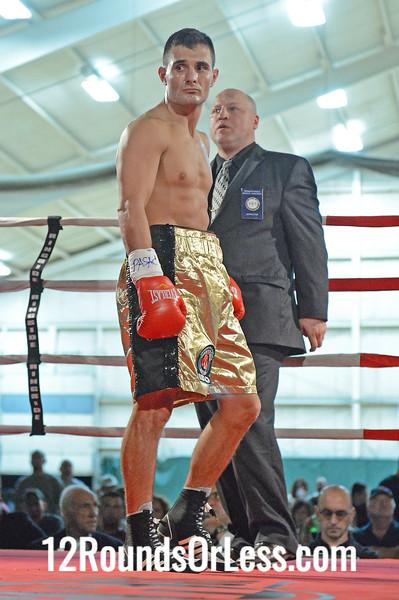 Bout 5 = Main Event, Rod Salka, Bunola, PA  -vs- Ryan Belasco, Wilmington, DE, Lightweight