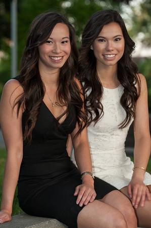 Chin Sisters