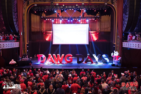 Dawg Days - Monday 1-8-2018